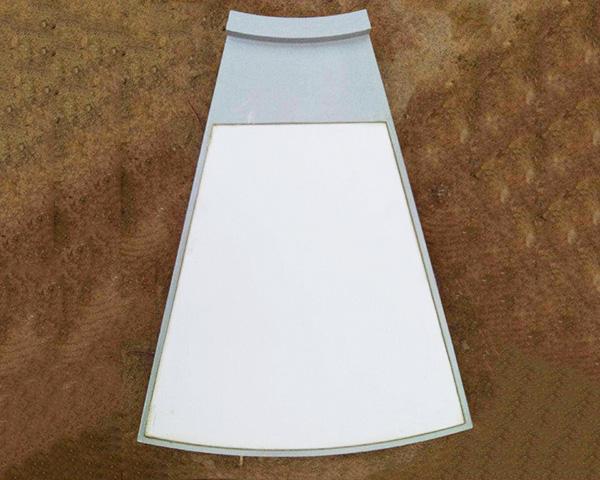 过滤机陶瓷板